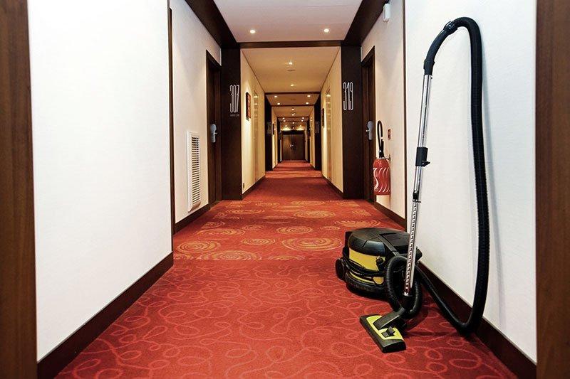 impresa di pulizie per hotel