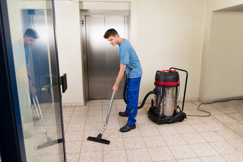 impresa di pulizie per condomini