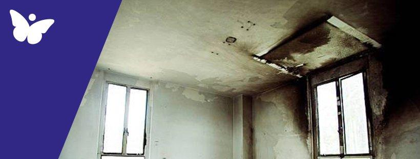 Come pulire le pareti dopo un incendio: guida completa